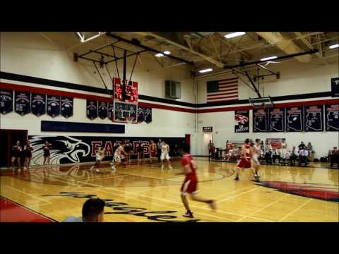 Scottsdale Christian Academy Varsity Men's Basketball 2016-2017