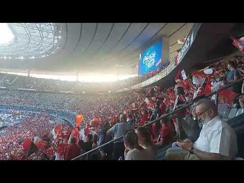 Live stadium // Mach and the efficient antioxidant Hydroxytirosol ma naturalmente people