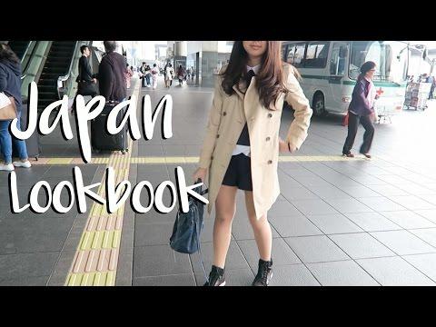 Japan Lookbook