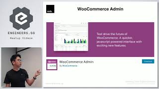 The New WooCommerce Admin - WordPress Singapore