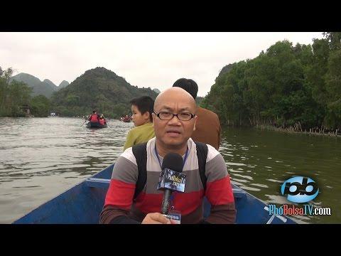 Thăm chùa Hương, mùng 2 Tết Ất Mùi: Những mẩu chuyện dọc đường