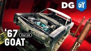 "'67 Pontiac GTO Restoration - SHE'S ""DRIVEABLE"""