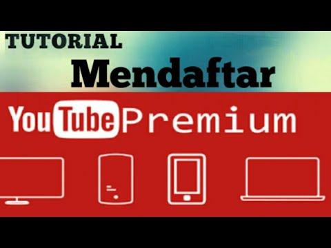 Cara Daftar Youtube Premium Gratis Youtube