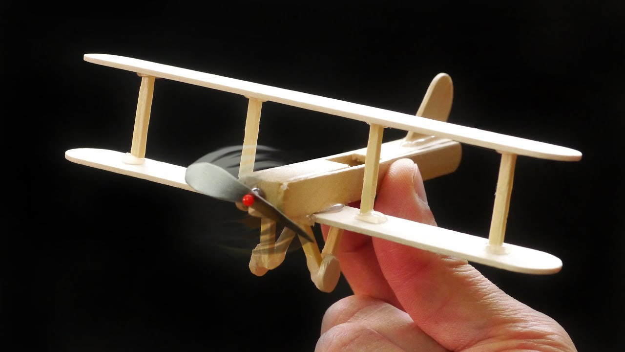 Howto Create Wood Airplanes