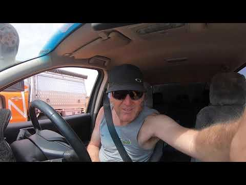 The Darling River Tag-along Tour 2019 Part 1. Wentworth Tilpa & Louth (Ford Ranger & Mazda BT50)
