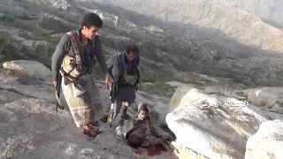 Йемен. +18. Хуситы сражаются с наемниками саудитов в районе горы Кейс. Показывают погибших наемников