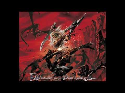 Rhapsody - Dawn of Victory [Backing track + guitar]