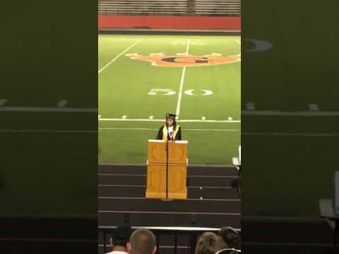 Gladewater High School Graduation 2017