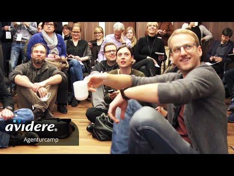 Eventfilm Agenturcamp Barcamps für Unternehmen ansprechend dargestellt