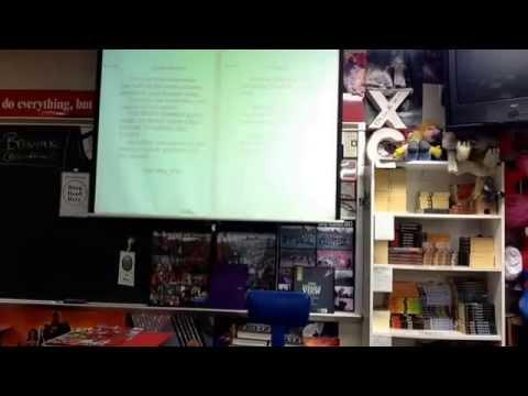 81815 Brovicast Tuesday - First homework & Begin Small World