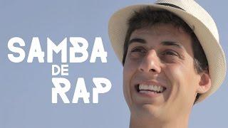 Samba de Rap (Clipe Oficial) - Fabio Brazza