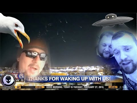 Milwaukee UFO Drunk Debunk Live