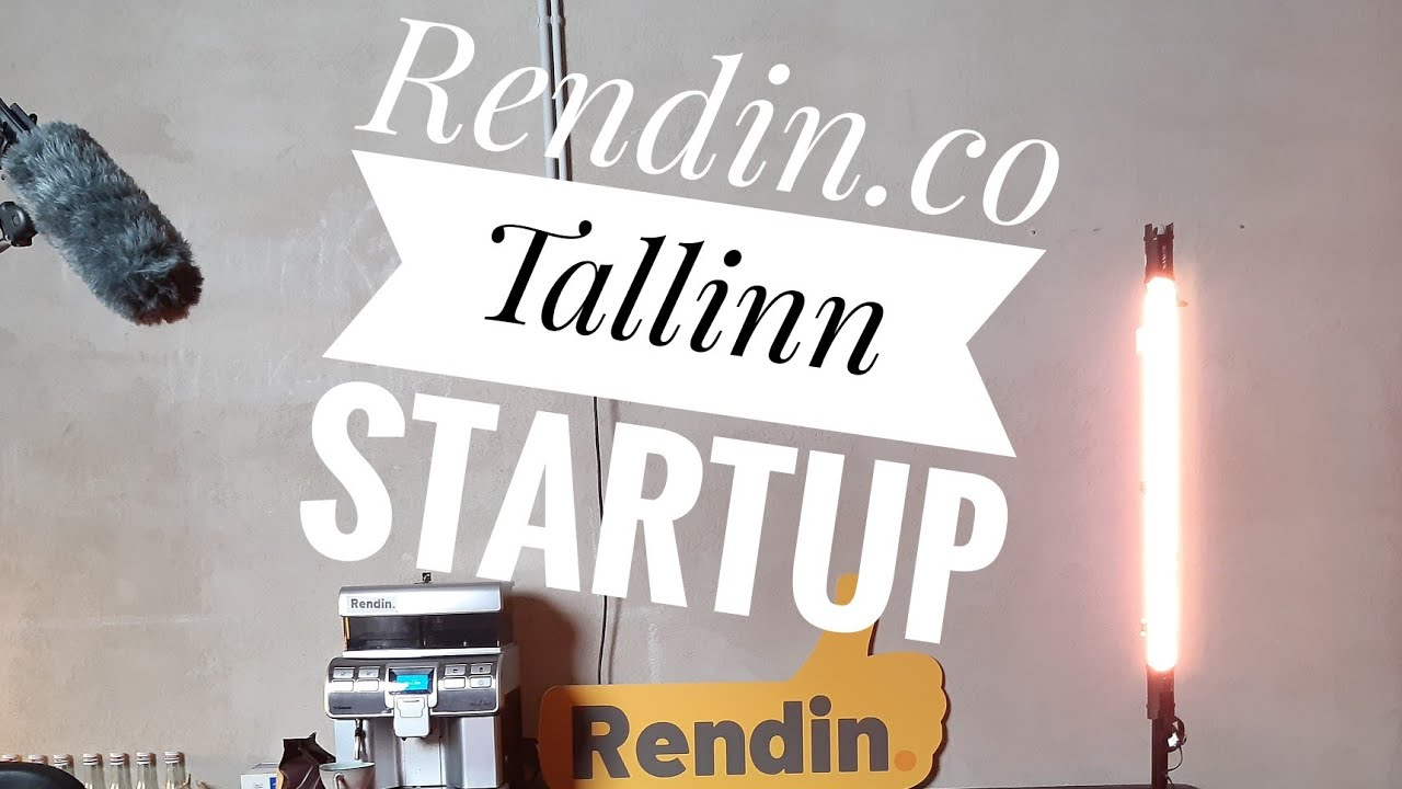 Visited a real estate startup - Rendin