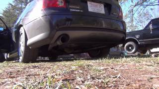 2005 Pontiac GTO 6.0L exhaust sound