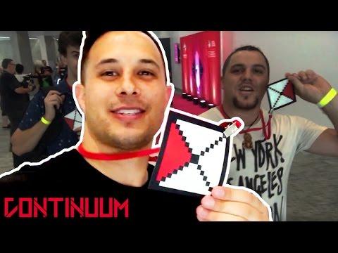 Gaming Awards IGN: Jayden spills the beer (Continuum community)