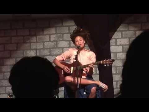 Valerie June singing This World IS Not My Own