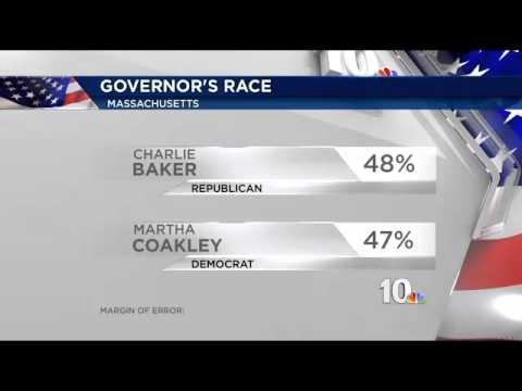 Republican Baker elected Massachusetts governor