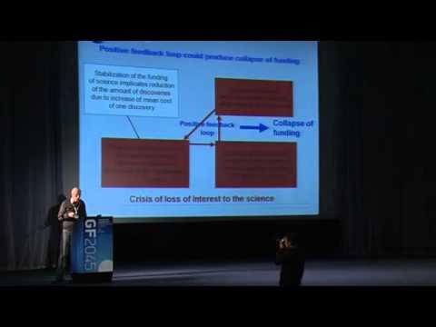 GF2045 (Moscow / 2012): Александр Панов / Сингулярность эволюции и будущее фундаментальной науки