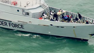 video: Migrant who died on sinking Channel dinghy identified as 27-year-old Eritrean man