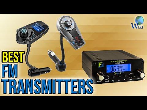 8 Best FM Transmitters 2017