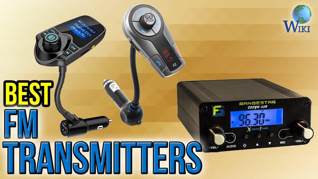 8 Best Fm Transmitters 2017 Youtube Single Chip Transmitter For Short Range Application