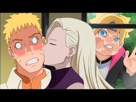 Наруто Поцеловал Больше Девушек чем Саске!!Все поцелуи Наруто!