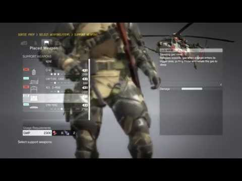 How to infiltrate Forward Operating Bases (FOB) [MGSV TPP]