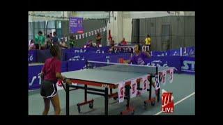 SPORT: Scotiabank Schools Table Tennis Tournament