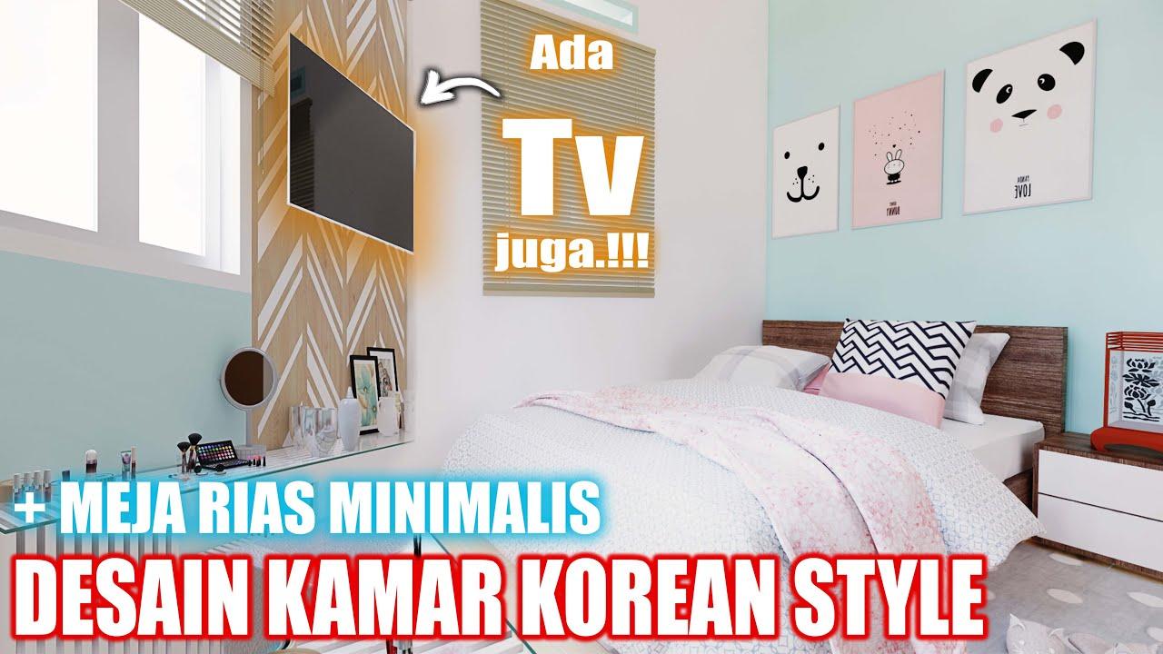 Desain Kamar 3x3 Ala Korea Cocok Untuk Kamar Kosan Youtube
