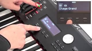 """Using USB Audio"" Roland RD-2000 #12"