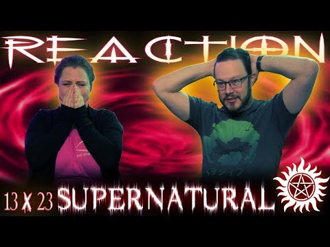 """Supernatural 13x23 FINALE REACTION!! """"Let The Good Times Roll"""""""