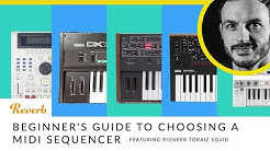 Choosing a MIDI Sequencer For Your Beats & Patterns | Reverb