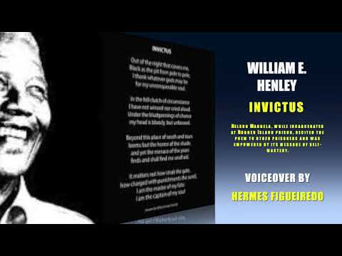 "Poetry ""Invictus"" [William Ernest Henley]"