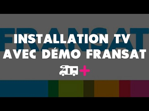 Comment installer une mobile tv avec d modulateur fransat int gr youtube - Comment installer une sonnette filaire ...