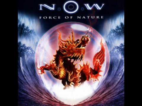 MELODIC ROCK  / AOR  N.O.W.    FORCE OF NATURE  FEATURING  PHILIP BARDOWELL