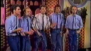 The Usual Suspects do an a cappella version of the Otis Day & The K...