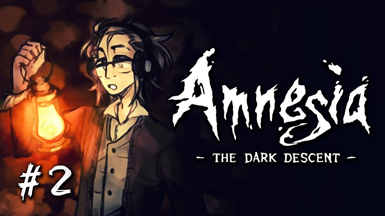 MROCZNE KORYTARZE ZAMKU BRENNENBURG | Amnesia: The Dark Descent #2