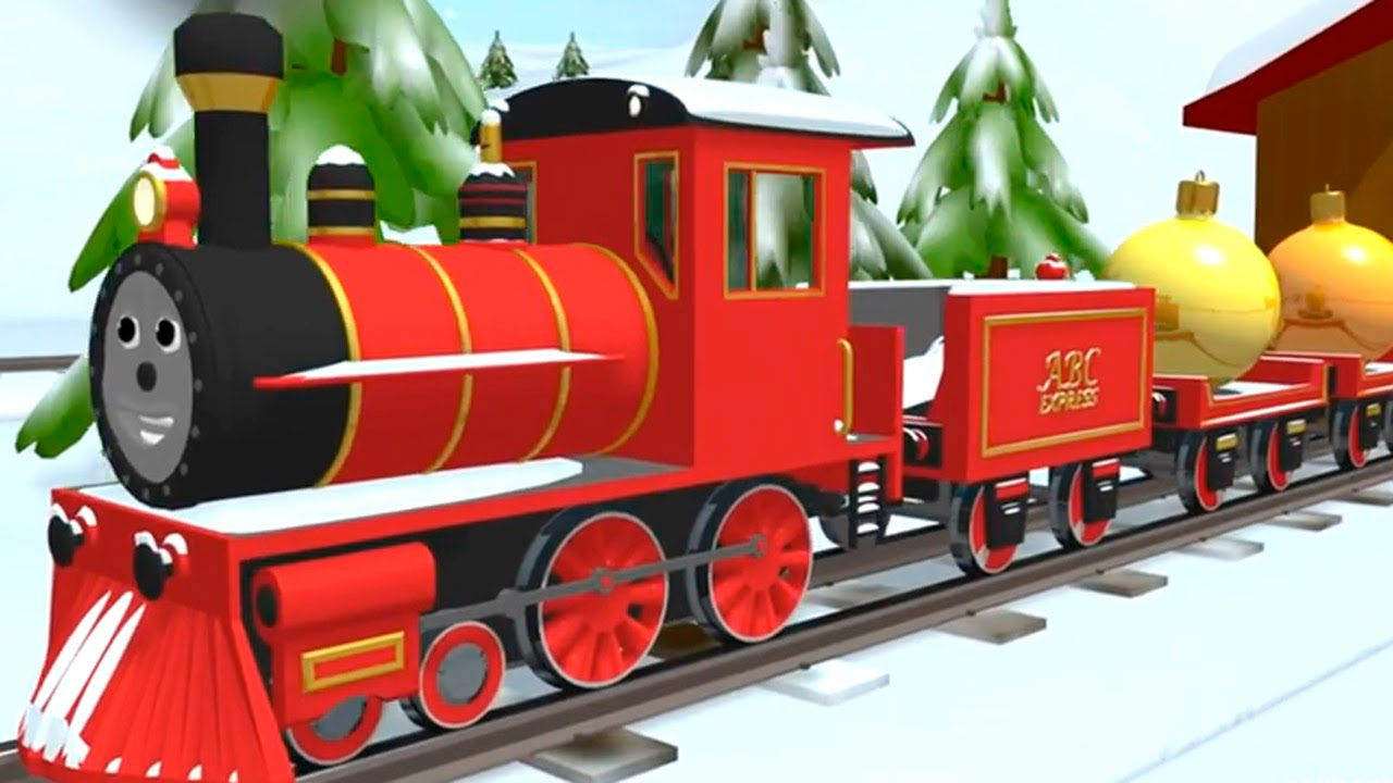 Decore Train Noel