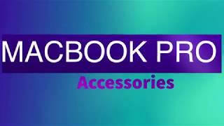 Macbook pro 15 MoArmouz 7-in-1 USB C HUB USB 3 1 Type-C hard drive Cable Screen Protector