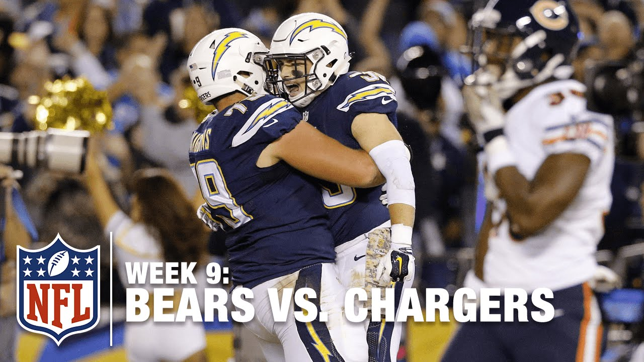 Philip Rivers To Danny Woodhead Chargers Strike First