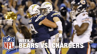 Philip Rivers to Danny Woodhead; Chargers Strike First! | Bears vs. Chargers | NFL