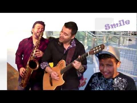 Instrumental Guitarist Rob Tardik - Smile (the single) Music Video @RobTardik #RobTardik