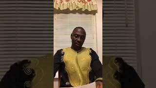vuclip Message au président de la République du Cameroun Paul Biya