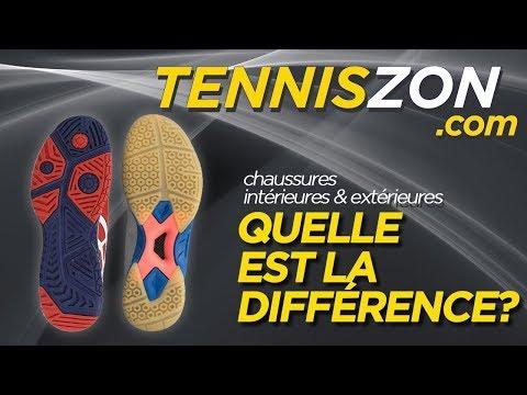 Chaussures de Tennis vs Badminton: Quelle est la différence?