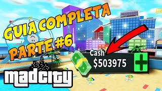 GET EASY AND RAPID MONEY 🌟 MAD CITY ROBLOX GUIDE #6