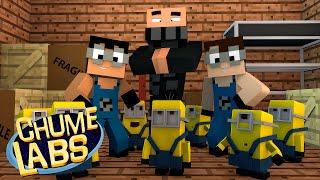 Minecraft: VIRAMOS MINIONS! (Chume Labs 2 #62)