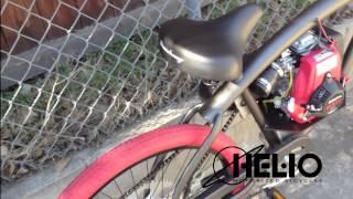 Helio Motorized Bicycles FX50 EZM Powered Gas Bike