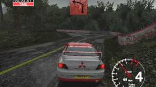Colin McRae Rally 04 - Gameplay