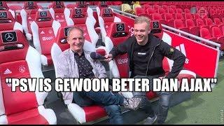 Feest in Johan Cruijff Arena: 'PSV wordt kampioen'