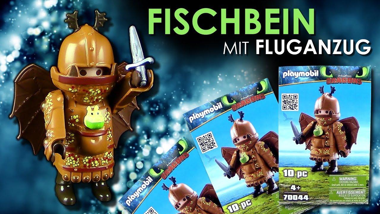 Playmobil Magic Playmobil 70044 Fischbein mit Fluganzug